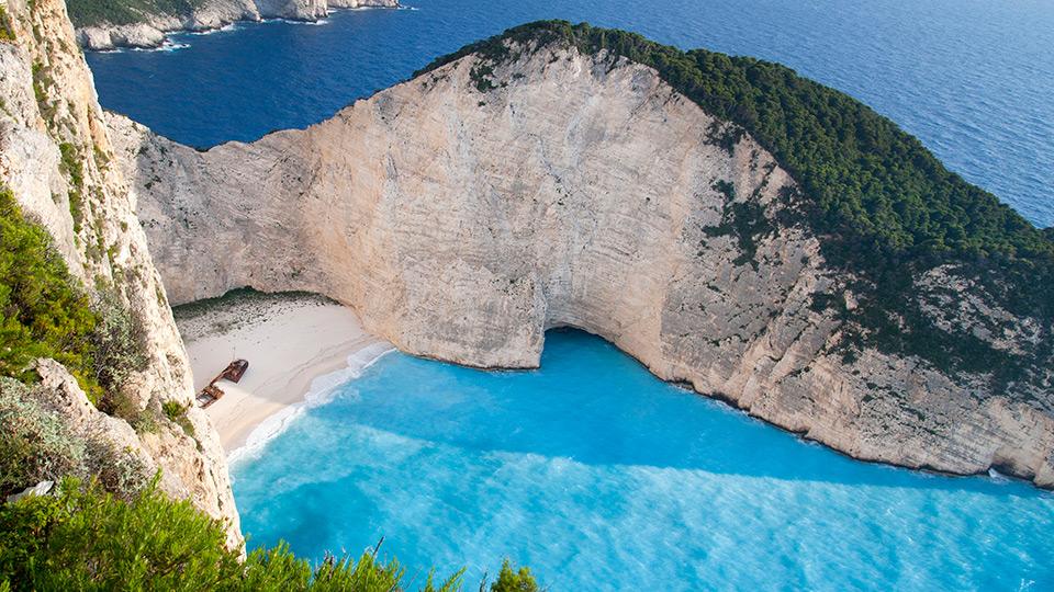 obiective-turistice-zakynthos-plaja-navaggio