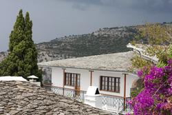 Manastirea thassos priveliste