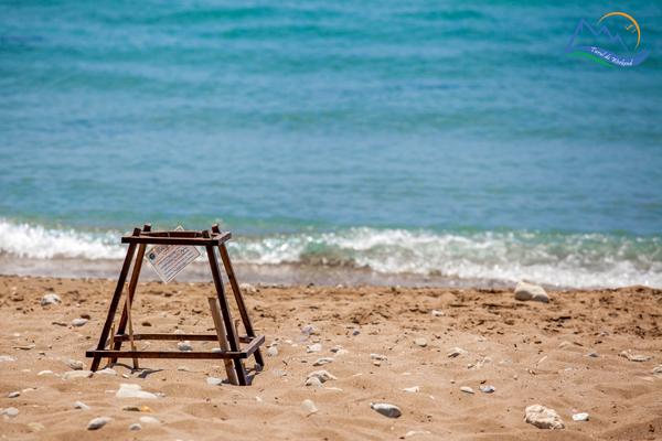 plaja dafni