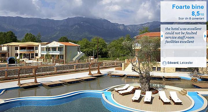 cazare golden beach alexandra hotel