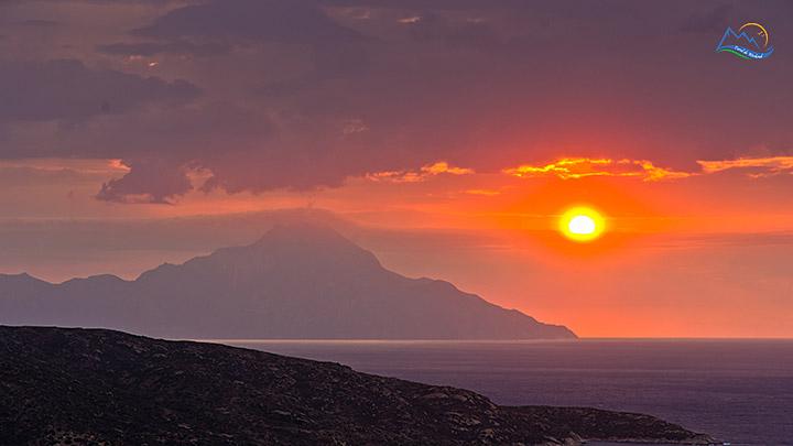 despre halkidiki muntele athos