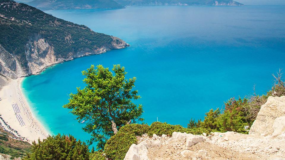 Kefalonia Grecia Ghid Turistic Grecia