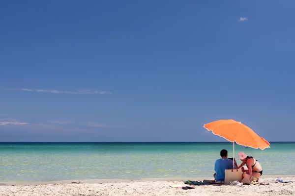 plaje thassos Golden Beach