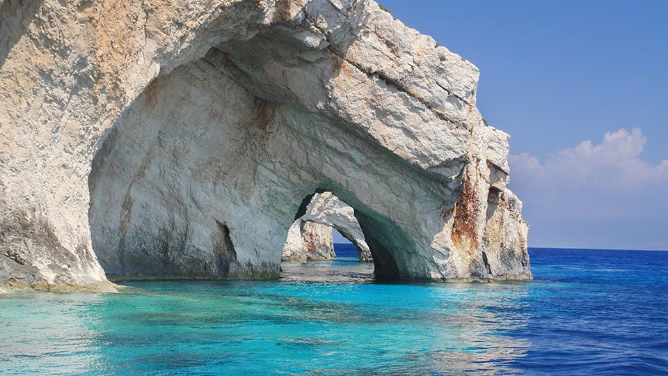 insula zakynthos blue caves