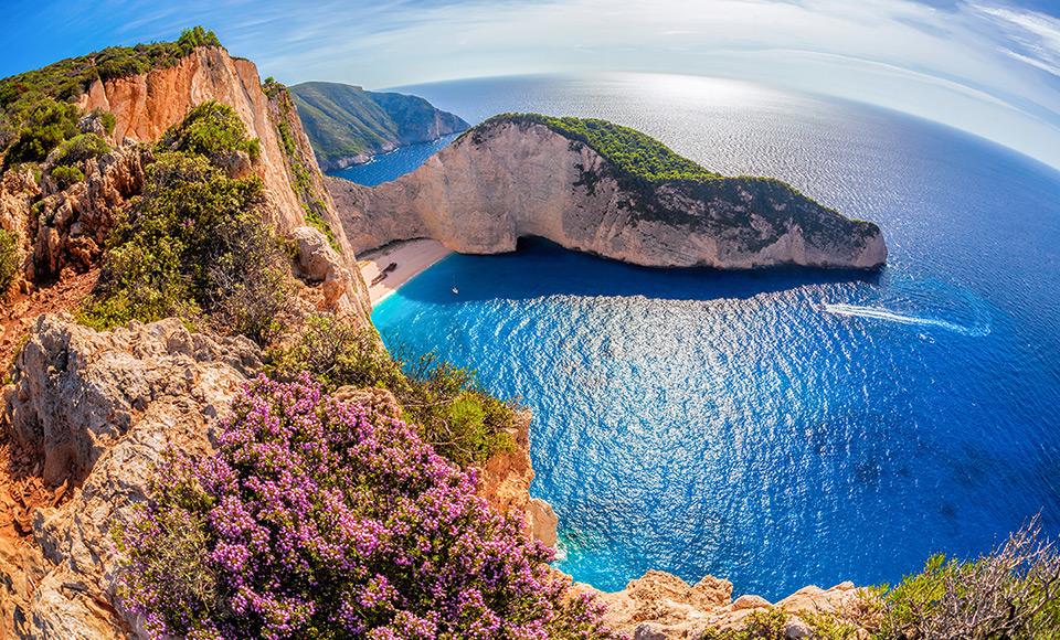 Insula Zakynthos Ghid Turistic Grecia