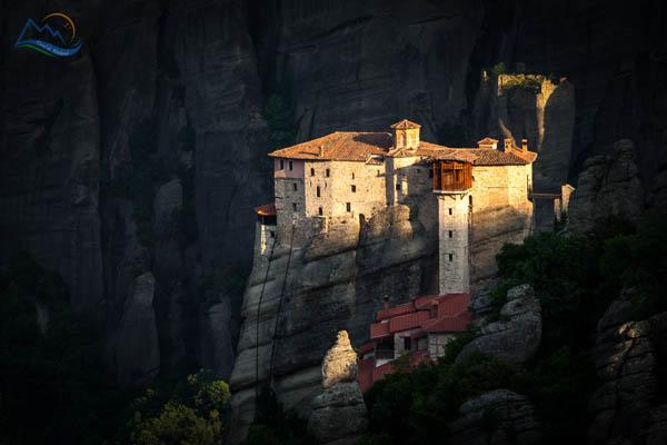 meteora manastirea Rousanou