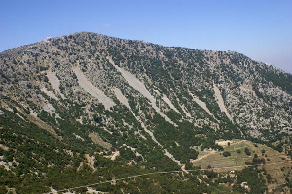 creta muntele ida pestera zeus