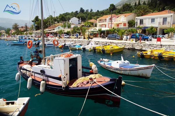 kefalonia port