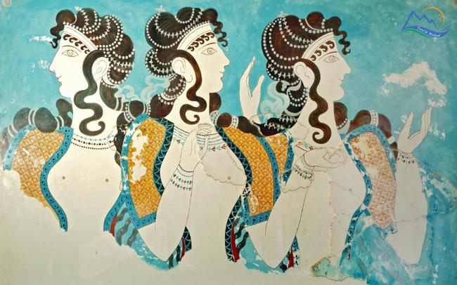 civilizatia minoica
