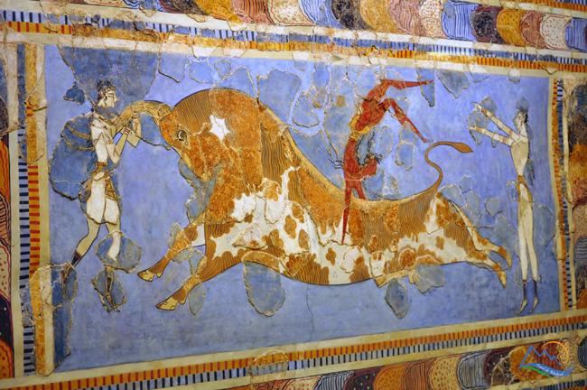 Civilizatia Minoica Creta