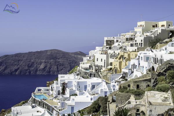obiective turistice santorini Firostefani