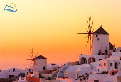 Obiective turistice Santorini