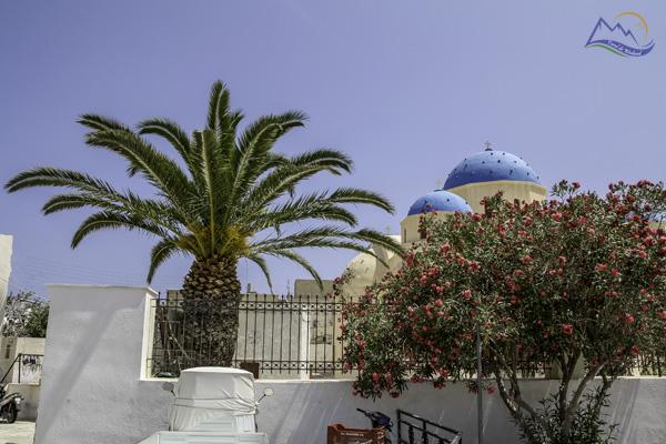 obiective turistice santorini perissa