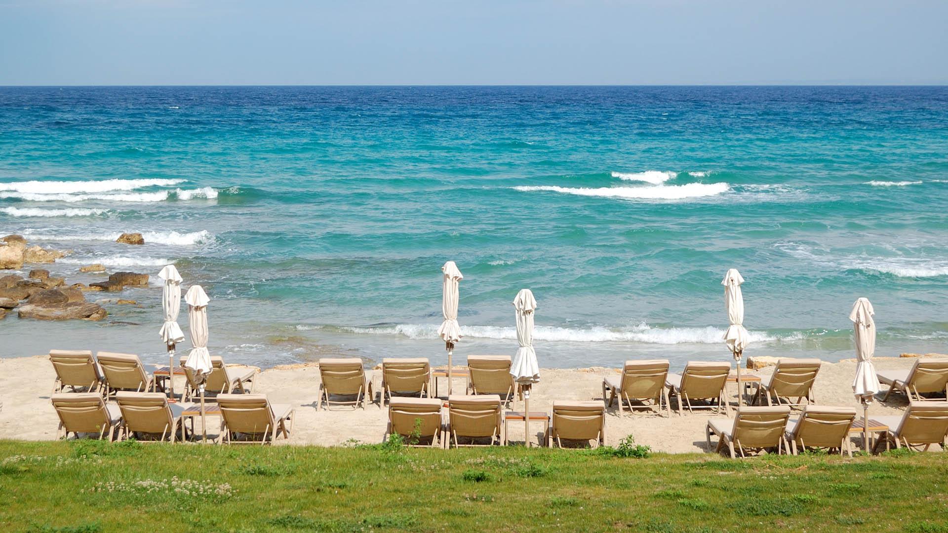 plaje kassandra halkidiki