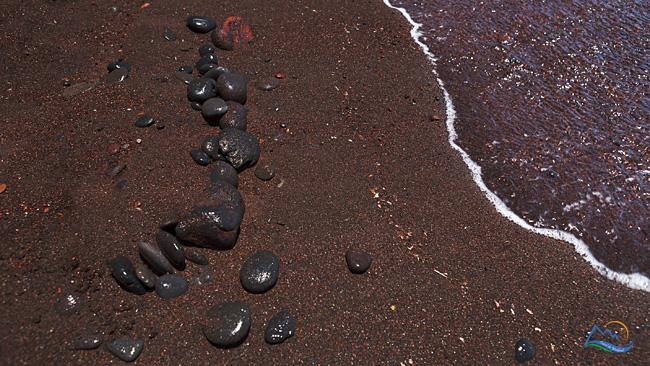 santorini plaje