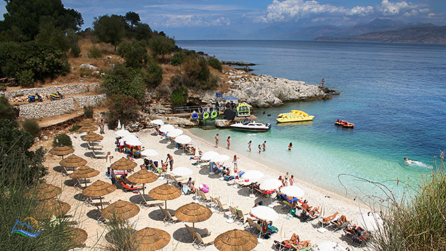 Plaja Kassiopi