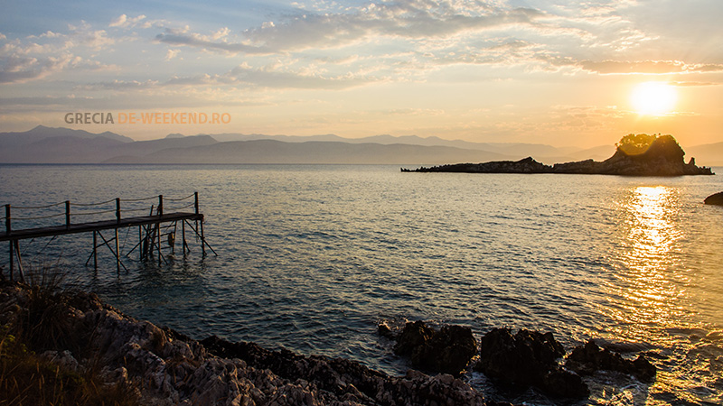 Agios Georgios Argiradon Corfu