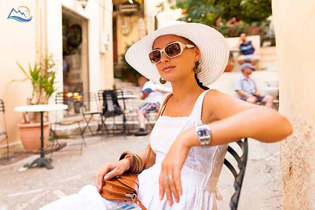 corfu town grecia
