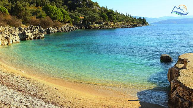 Insula Corfu - Nissaki
