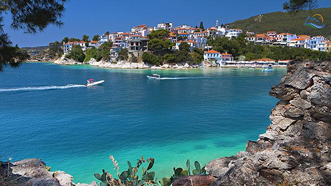 Insula Skiathos Grecia De Weekend