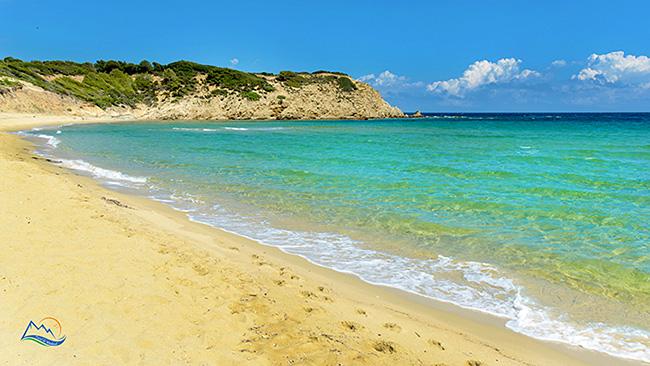 insula skiathos plaja Agia Eleni