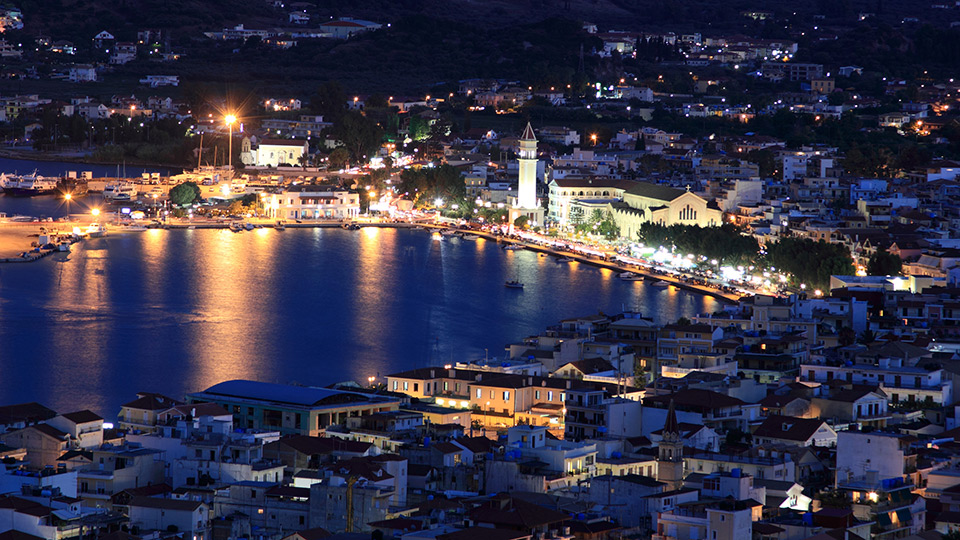 insulele ionice, insula zakynthos - zante town