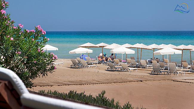 plaje vassilikos banana beach
