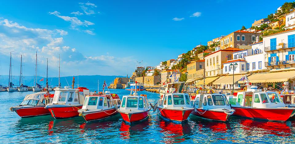 drumul spre grecia