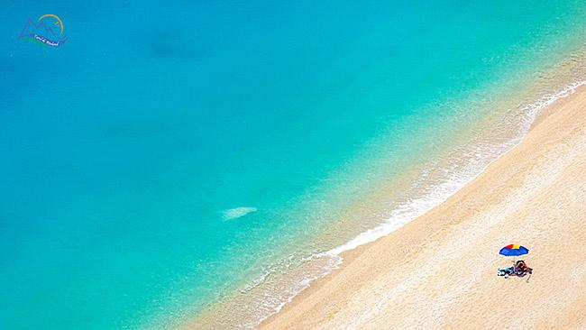 insula lefkada plaja egremni