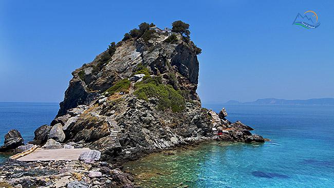 insula skopelos Agios Ioannis
