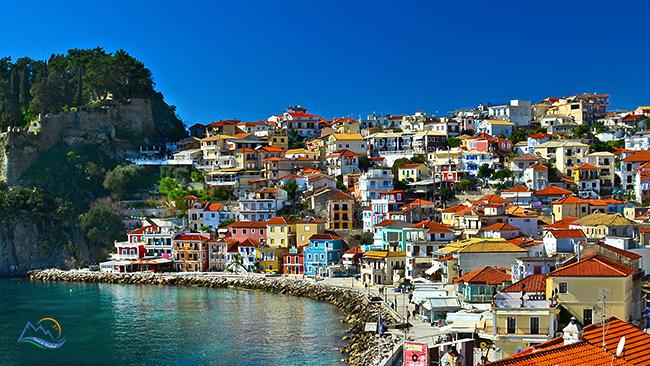 Parga Grecia Bijuteria Pretioasa A Regiunii Epirus Grecia De