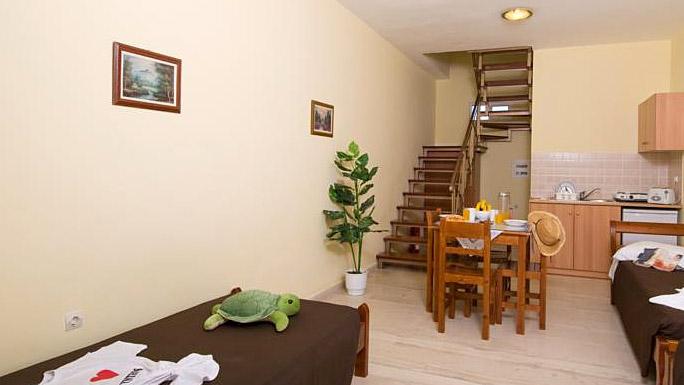 cazare laganas San Giorgio-Apartments