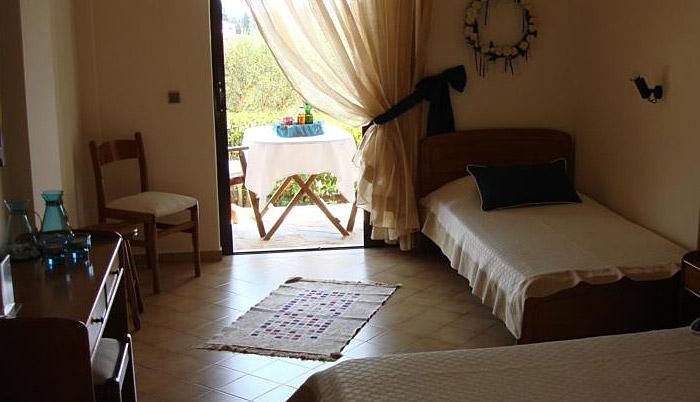 cazare vassilikos Villa Kapnisi