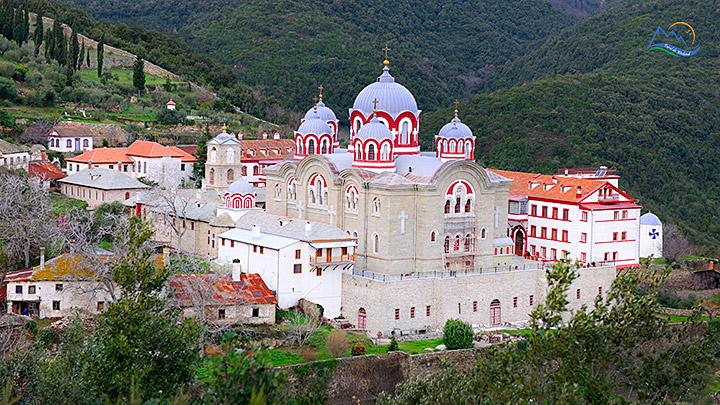 manastiri athos