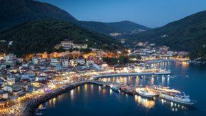 Parga Grecia