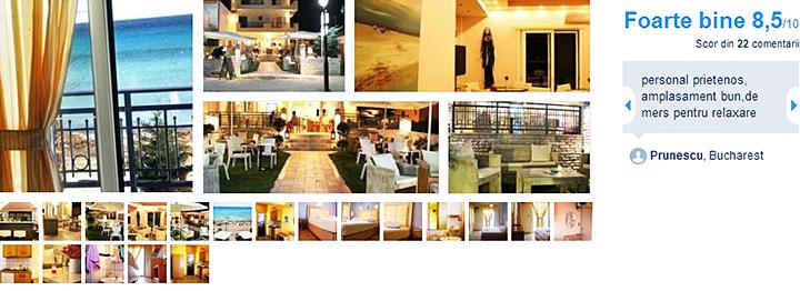 arion hotel skala potamia