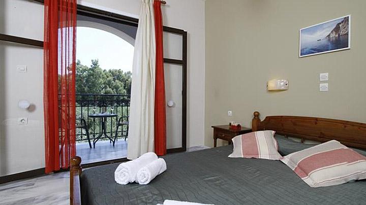 cazare laganas Castelli Hotel