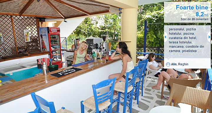 cazare limenaria thalassies Hotel