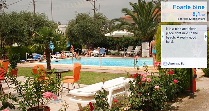 Christa Hotel limenas