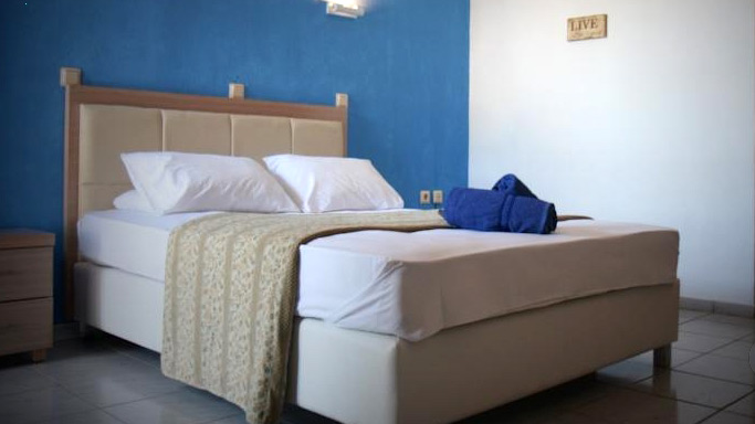 Hotel Chatziandreou skala prinos