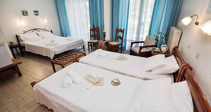Hotel Vlachogiannis Skala Prinos