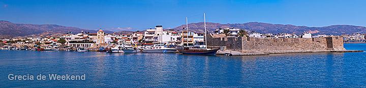 Ierapetra creta panorama