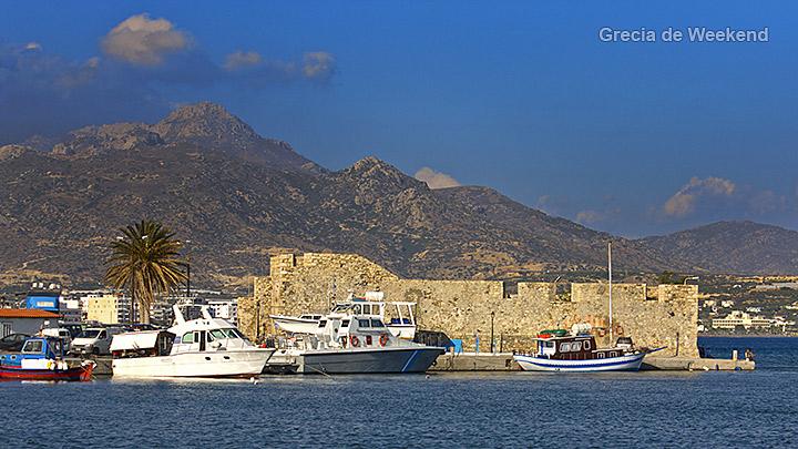 Ierapetra creta port