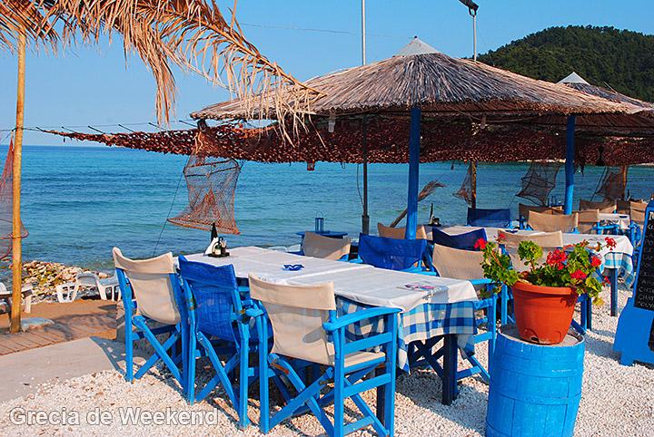 transport local thassos grecia