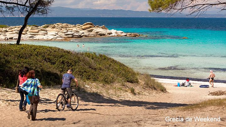 vourvourou grecia plaje