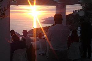 insula santorini Athermi Restaurant