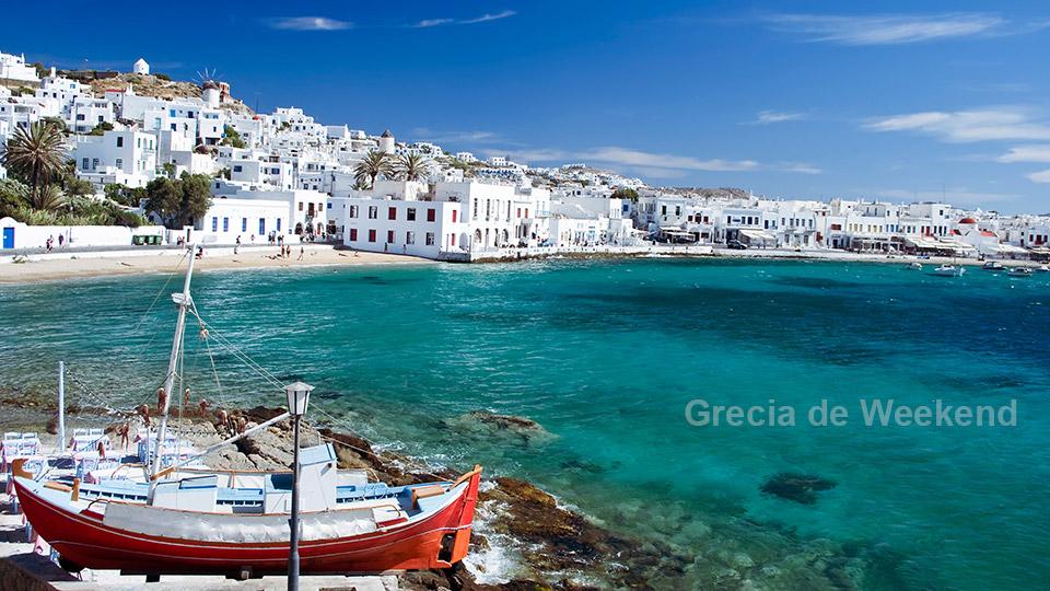 Top destinatii Grecia oferte turistice vola mykonos
