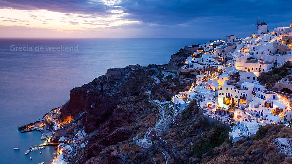 Top destinatii Grecia oferte turistice vola santorini