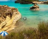 [VIDEO] Statiunea Sidari, Corfu