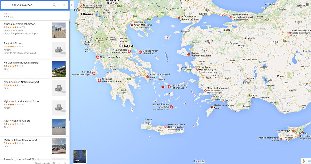 Aeroporturi Grecia Grecia De Weekend